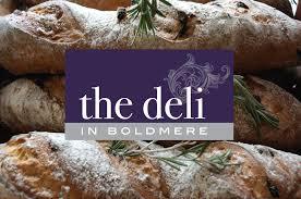 Deli Kitchen logo