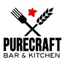 Pure Craft Bar logo