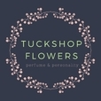 Tuckshop Flowers Logo