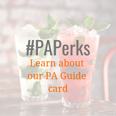 Learn about our PA Guide Card
