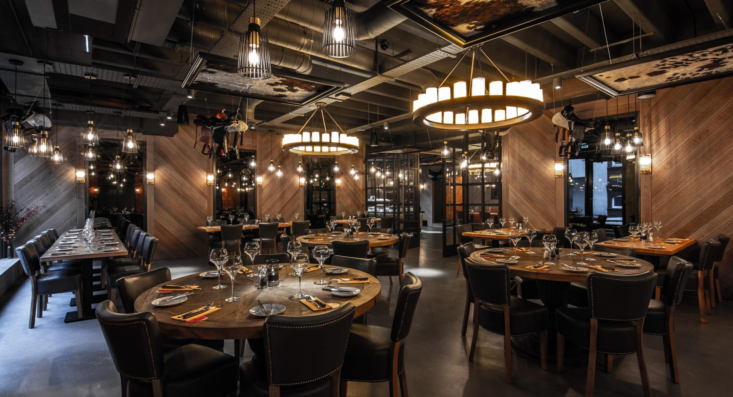 Large Private Dining Room at Fazenda Birmingham