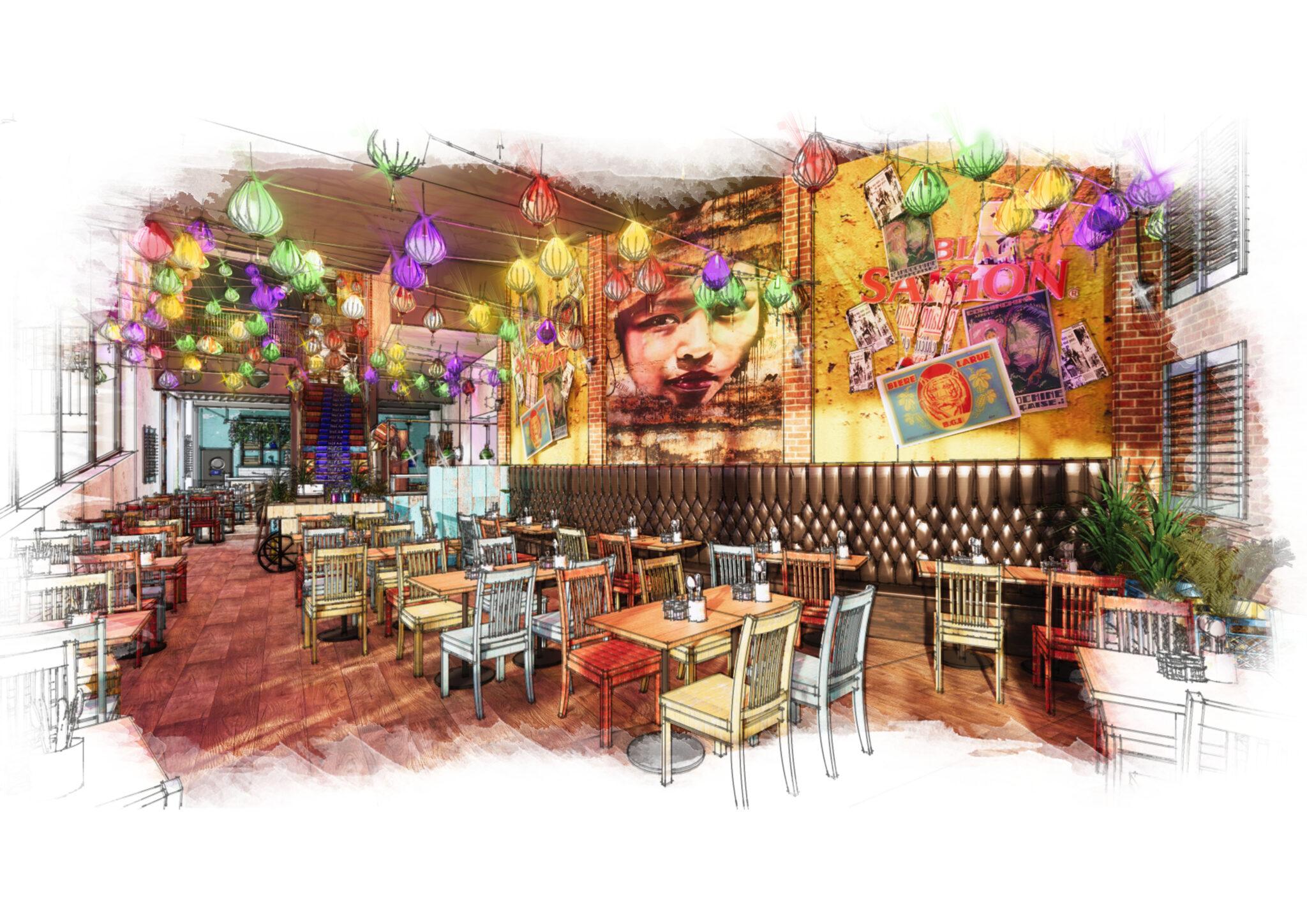 Restaurant VSK Bullring Birmingham
