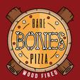 Bare Bones Pizza Logo